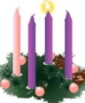 First Advent Candle2