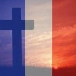 Cross:French Flag