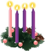 Fourth Advent Candle
